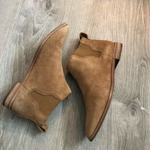 """Madewell """"Bryce"""" Chelsea boots 7.5"""